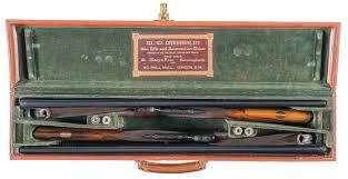 Com 3332 by Greener Double Barrel Shotgun Firearms Auction Lot 3332