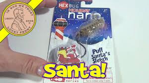 day 7 24 days of 2012 advent calendar hexbug nano