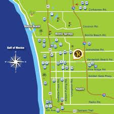 map of naples fl map reserve naples