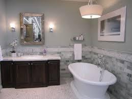ceramic tile paint black diy painted bathroom tile floor wood