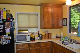 simple blue and yellow country kitchen decor blue and yellow