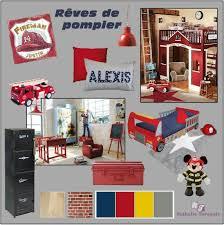 decoration chambre pompier inspirations chambre pompier l atelier de la déco