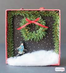 shadowbox diy ornaments atta says