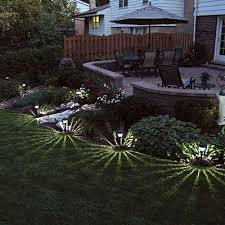 solar garden path lights catchy solar landscaping lights or other lighting ideas painting