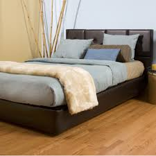 Leather Headboard Queen Bed by How To Faux Leather Headboard U2013 Home Improvement 2017