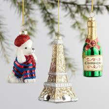 ornaments eiffel tower ornament eiffel tower