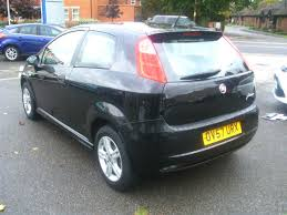 used 2007 fiat grande punto active sport 16v 1 4 air