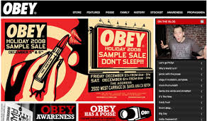 obey clothing new obey clothing site senses lost