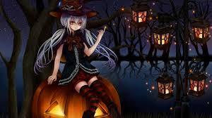 halloween background 1080p anime halloween wallpapers wallpaper cave