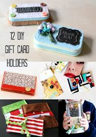 gift card holder 12 diy christmas gift card holders you ll to give diy candy