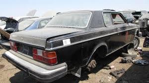 classic volvo coupe junkyard treasure 1981 volvo 262c bertone coupe autoweek