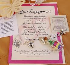 Wishes For Engagement Cards Ideas For Engagement Gifts From Captured Wishes