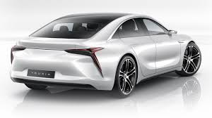 tesla electric car the youxia x electric car is a stunning chinese tesla knock off