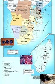Ruby Map The Path To Paraiba Winds Through Mozambique U2014 Pala International
