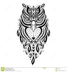 Owl Mandala Style Owls Pinterest Mandala Tattoo And Tatoo