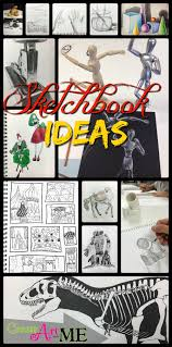 sketchbook ideas create art with me