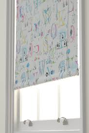 Alphabet Blind Alphabet Zoo Neapolitan Roller Blinds By Sanderson Brewers Home