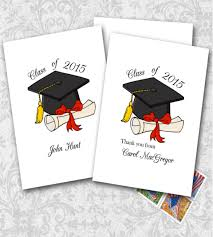 graduation thank you cards 15 graduation thank you notes free sle exle format