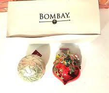 godinger bombay company box in collectibles ebay