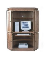 Amish Computer Armoire Amish Made Computer Armoires