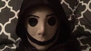 creepy mask creepy masks ep 1 flesh