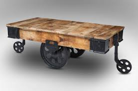rice furniture cuba cart coffee table