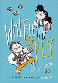 fly si e social wolfie and fly amazon ca cary fagan zoe si books