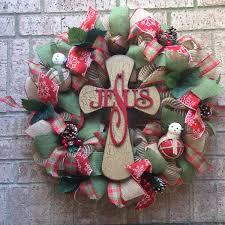 mesh christmas tree wreath christmas lights decoration