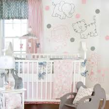 Pink And Gray Nursery Bedding Sets by Nursery Beddings Walmart Crib Bedding With Discount Crib Bedding