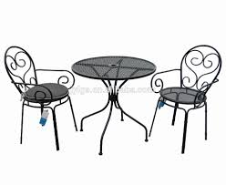 Metal Garden Table And Chairs Mesh Metal Outdoor Furniture Mesh Metal Outdoor Furniture