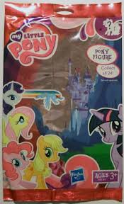 My Little Pony Blind Bag Wave 1 G4 Blind Bag Ponies My Little Wiki