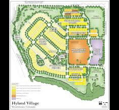 neighborhood plans hyland village neighborhood