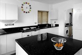 white gloss kitchen designs kitchens black worktops and classy wooden kitchen countertops