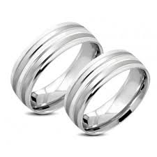 snubni prsteny snubní prsteny chirurgická ocel 1 pár lrch055 snubní prsteny z
