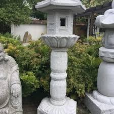 japanese lanterns nara range build a japanese garden uk