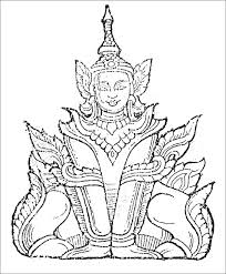 buddha coloring pages getcoloringpages com