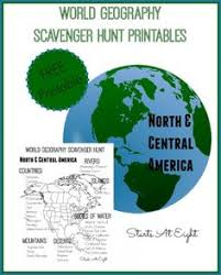 free printable worksheets on central america from fransfreebies