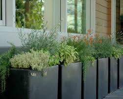 garden design garden design with large outdoor planter modern