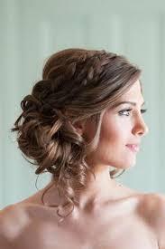 cuisiner des chignons coiffure mariée chignon romantique cheveux coiffure