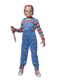chucky costume chucky costume for boys