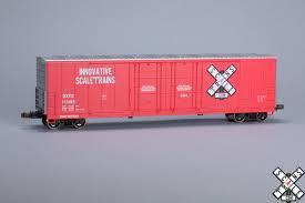 box car scaletrains com sxtx ho evans 5100 rbl boxcar scaletrains com
