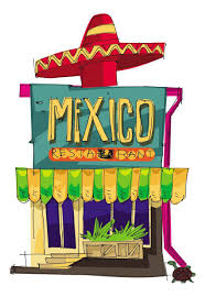 cartoon sombrero dining in playa del carmen u2022 playadelcarmen org