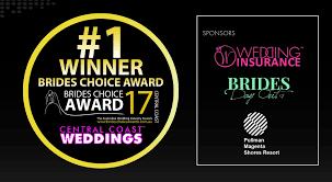 central coast brides choice awards gala cocktail party 2017