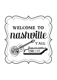 Nashville Gift Baskets 71 Best Nashville Welcome Bags Images On Pinterest Nashville