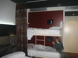 Barcelona Bunk Bed Bunk Bed No Rails But For The 10 And 8 Year Picture