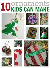 ornament craft list 10 easy ornament crafts