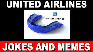 Memes Jokes - united airlines jokes and memes youtube