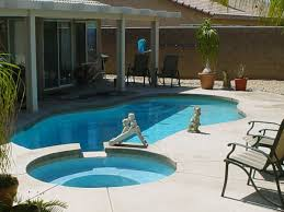 Small Backyard Design Small Backyard Inground Pool Design With Fine Small Pool Designs
