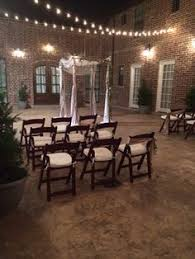 mckinney wedding venues courtyard dining la cour venue mckinney event venue la cour