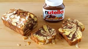 how to make nutella swirl cream cheese pound cake marble